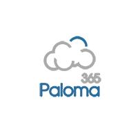 Логотип компании «Paloma Service»
