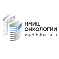 Логотип компании «НМИЦ онкологии им Н.Н. Блохина»