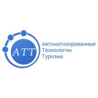 Логотип компании «Автоматизированные Технологии Туризма»