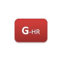 Логотип компании «G-HR»