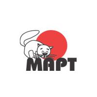 Логотип компании «МАРТ»