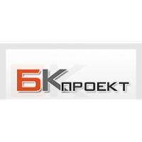 Логотип компании «БК-Проект»