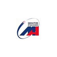 Логотип компании «Федеральное агентство по атомной энергии»