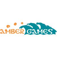 Логотип компании «Amber Games»