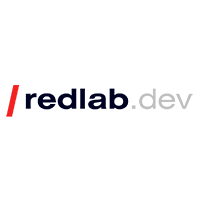 Логотип компании «Red Lab»