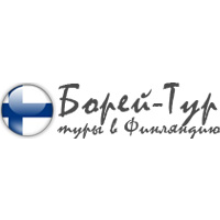 Логотип компании «Борей-тур»