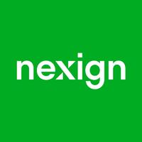 Логотип компании «Nexign»