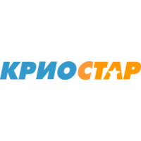 Логотип компании «КриоСтар»