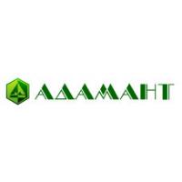 Логотип компании «Адамант-строй»