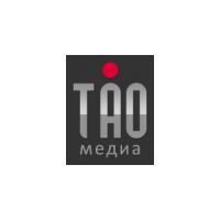 Логотип компании «ТАО-Медиа»