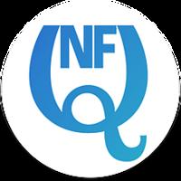 Логотип компании «NFQ»