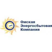 Логотип компании «Омская Энергосбытовая компания»