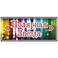 Логотип компании «Polar Star»