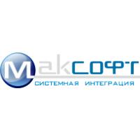 Логотип компании «Максофт»