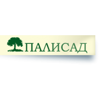 Логотип компании «ПАЛИСАД»