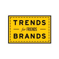 Логотип компании «TrendsBrands»