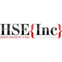 Логотип компании «Бизнес-инкубатор ГУ-ВШЭ»
