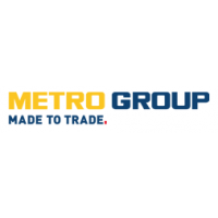 Логотип компании «METRO Group Advertising»