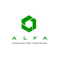Логотип компании «Техническая компания ALFA»
