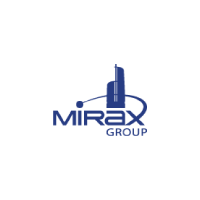 Логотип компании «Mirax Group»