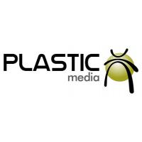 Логотип компании «Пластик медиа»