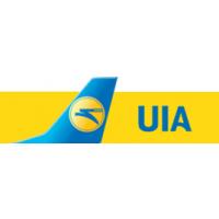 Логотип компании «Международные авиалинии Украины»