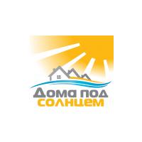 Логотип компании «Дом под Cолнцем»