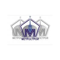 Логотип компании «Метрострой»