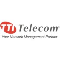 Логотип компании «TTI Telecom»