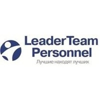 Логотип компании «Leader Team Personnel»