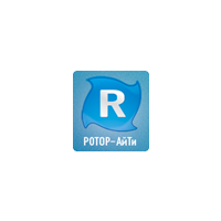 Логотип компании «Ротор АйТи»