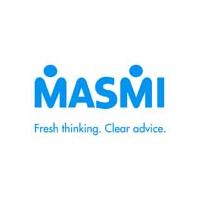 Логотип компании «MASMI East»