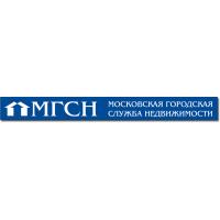 Логотип компании «Московская Городская Служба Недвижимости (МГСН)»