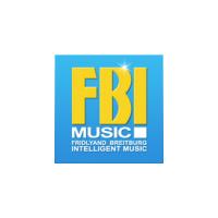 Логотип компании «FBI music продюсерский центр»