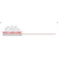 """Логотип компании «Рекрутинговая компания """"Мегаполис""""»"""