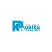 Логотип компании «The Russian Connection Group»