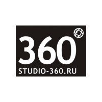 Логотип компании «Studio-360»