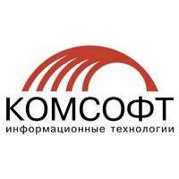 Логотип компании «Комсофт»