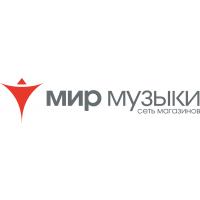 Логотип компании «Мир музыки»