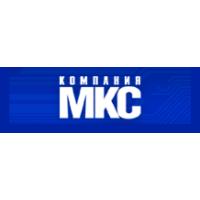 Логотип компании «МКС»