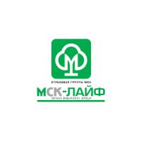 Логотип компании «Страховая компания МСК-Лайф»