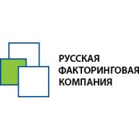 Логотип компании «Русская Факторинговая Компания»