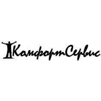 Логотип компании «КомфортСервис»