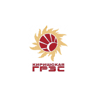 Логотип компании «Киришская ГРЭС»