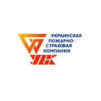 Логотип компании «Украинская пожарно-страховая компания»