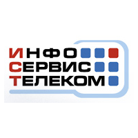 Логотип компании «ИнфоСервисТелеком»