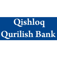 Логотип компании «Кишлок курилиш банк»