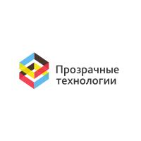 Логотип компании «Прозрачные технологии»