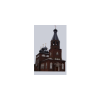 Логотип компании «Свято-Никольский храм в Телуше»