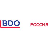 Логотип компании «BDO в России»